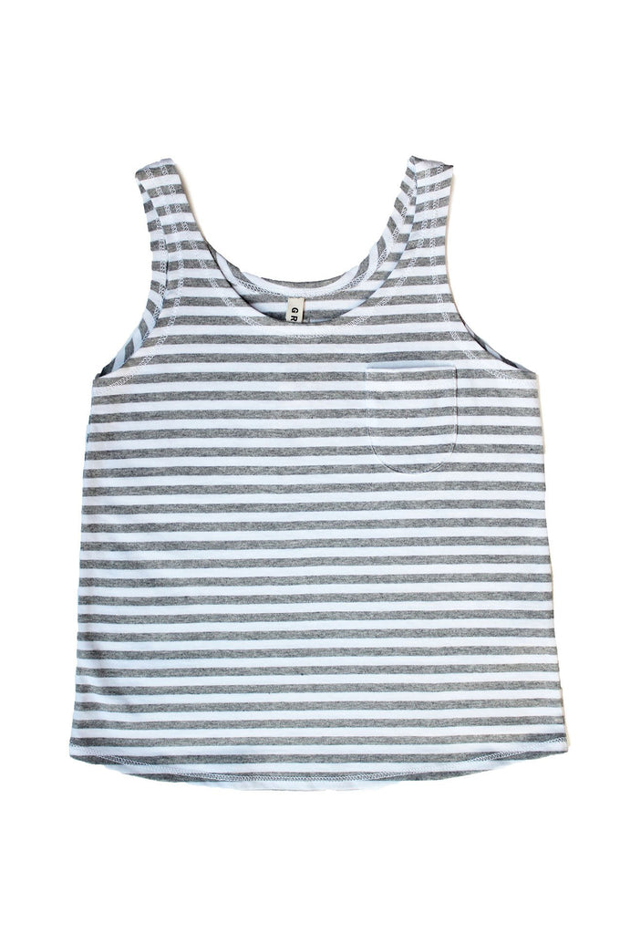 Summer Tank Top Striped