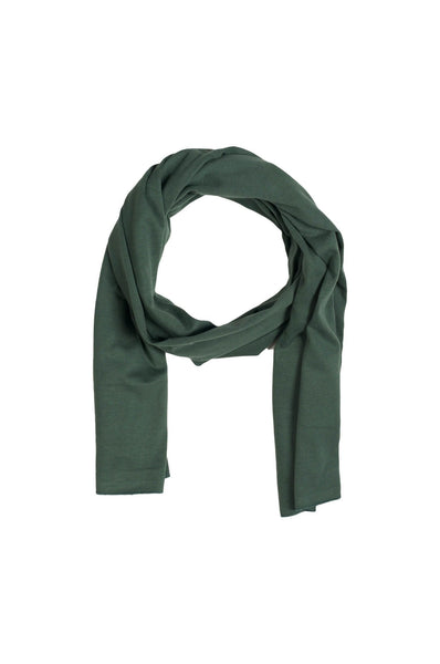 Gray Label  Summer Raw Edge Scarf Sage