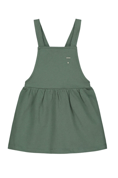 Pinafore Dress Sage