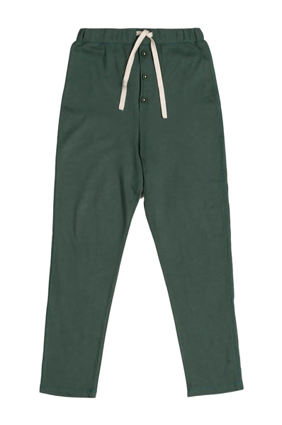 Gray Label  Summer Drop-Crotch Trousers Sage