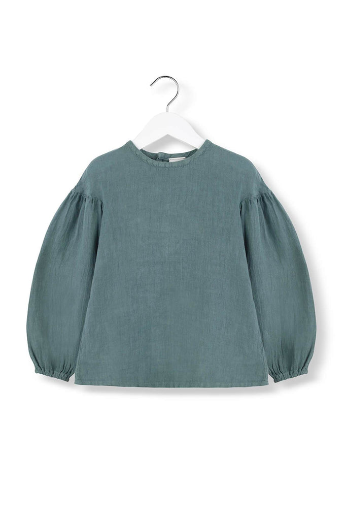 Kids on the Moon OPHELIA MINT BLOUSE