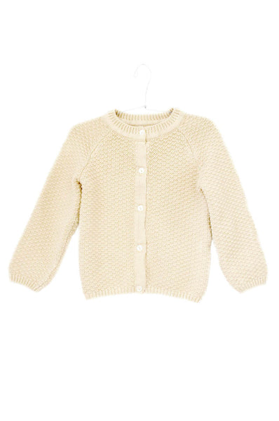 Armel Cardigan Hot Milk