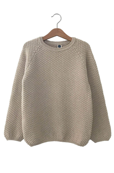 ARMEL SWEATER HOT MILK Le Petit Germain