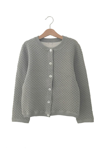 GIO QUILTED JACKET BRUME Le Petit Germain