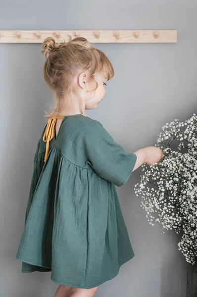 liilu dress green