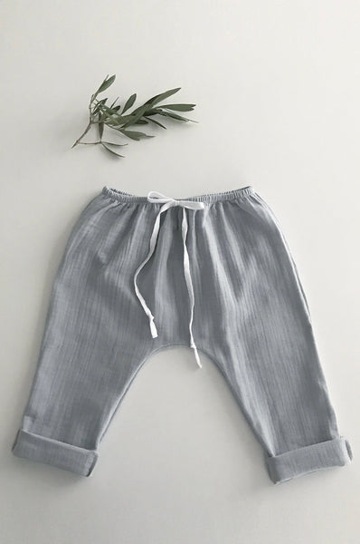 liilu Baggy pants grey