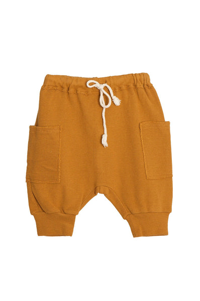 Little Creative Factory  Baby Explorer trousers safran