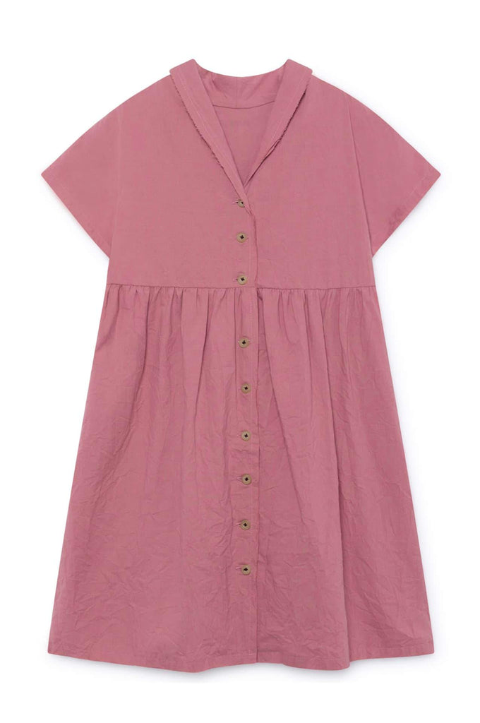 Little Creative Factory Washi Dress Mauve
