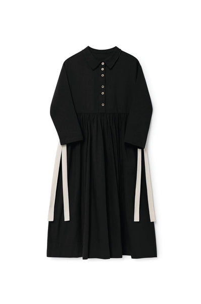 HORIZON DRESS BLACK