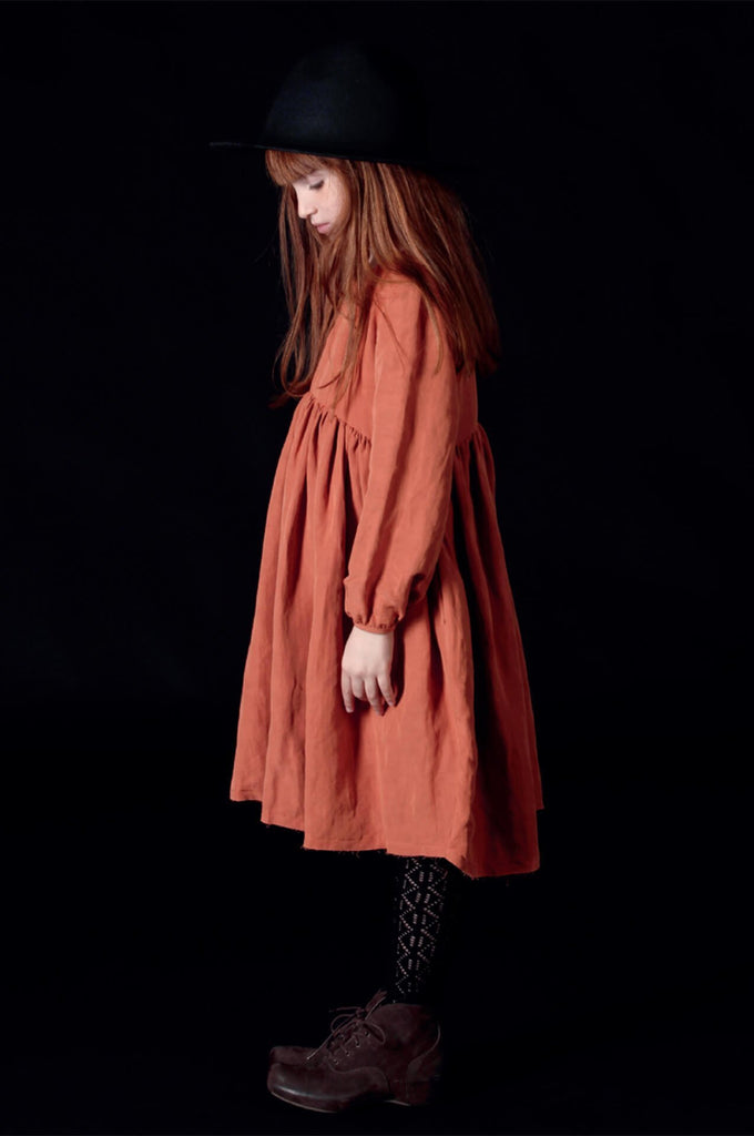 Lucia`s Oversized Dress