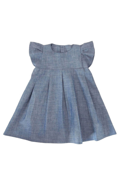 Macarons Wings Dress denim