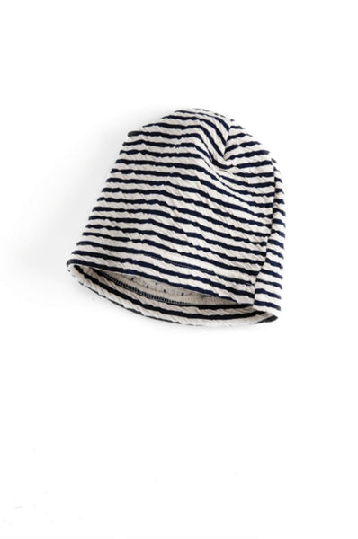 Macarons Hat Crash Light navy/off white