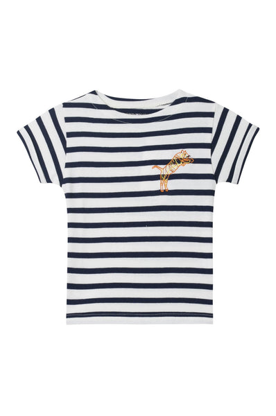 Striped Tee Tigre