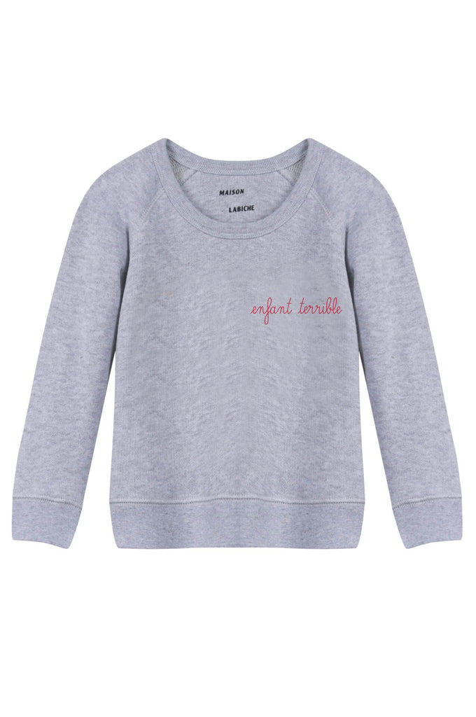 Maison Labiche  Enfant Terrible Sweater