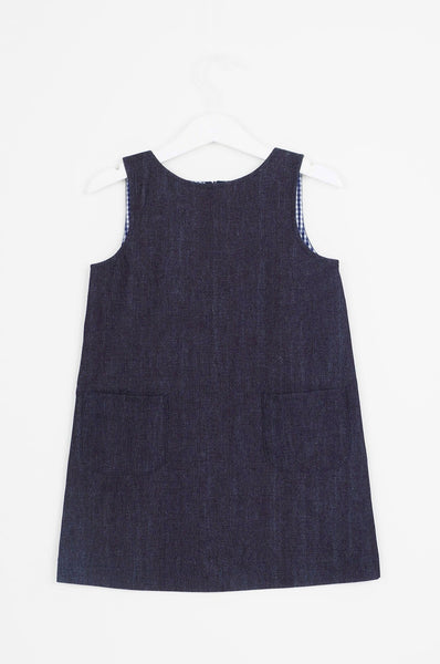Dress Dark Denim