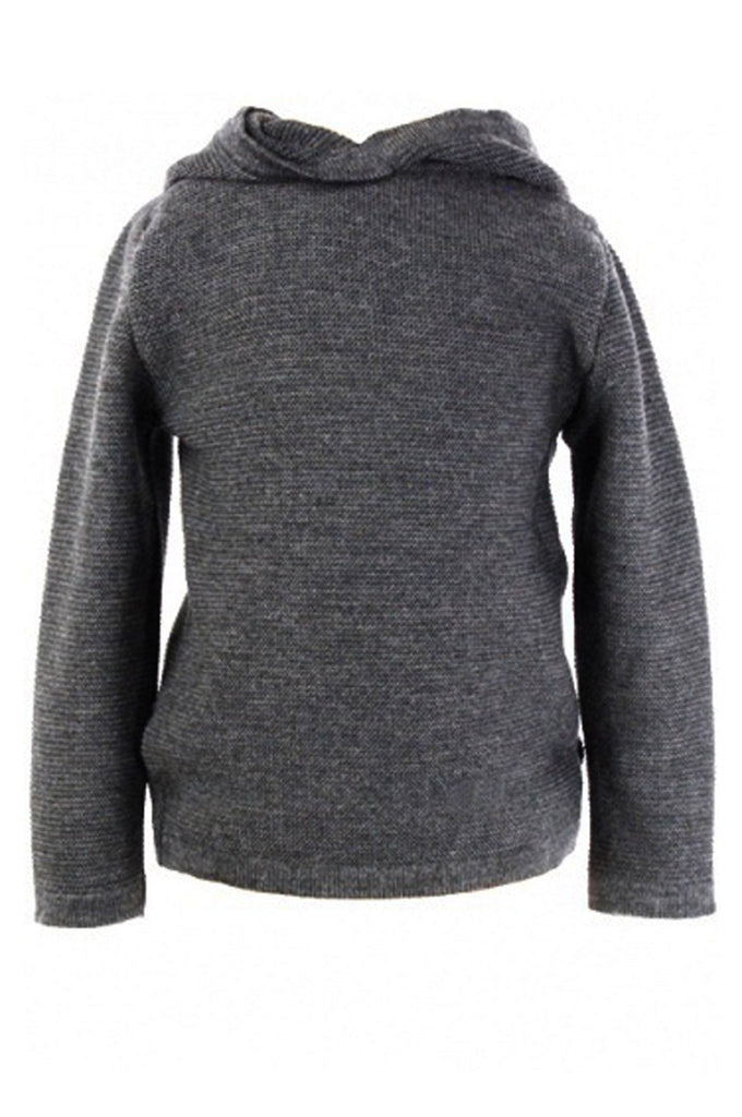 Hooded Sweater Gray