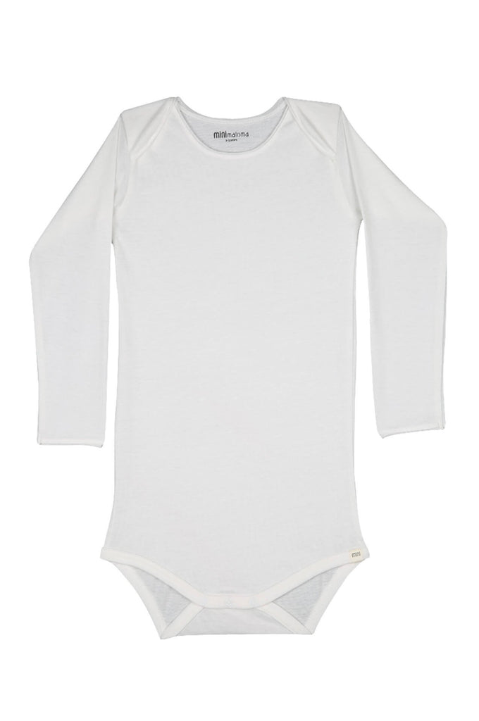 Organic Cotton Norge Body White