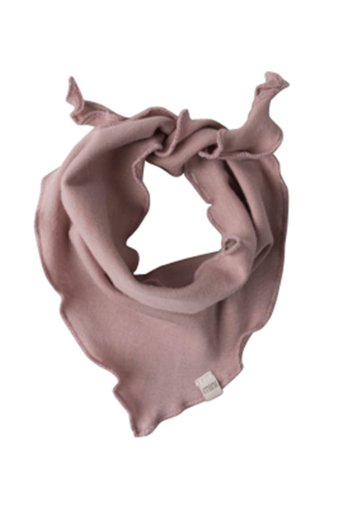Nuria scarf dusty rose