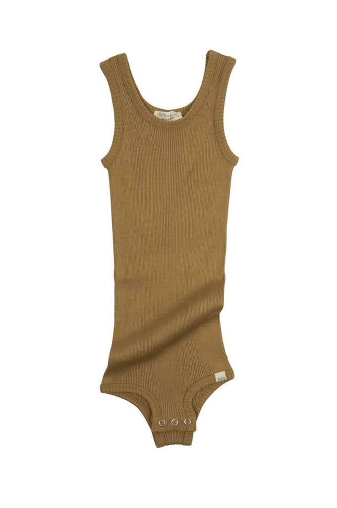 BORNHOLM Silk-Seamless Body Golden Leaf
