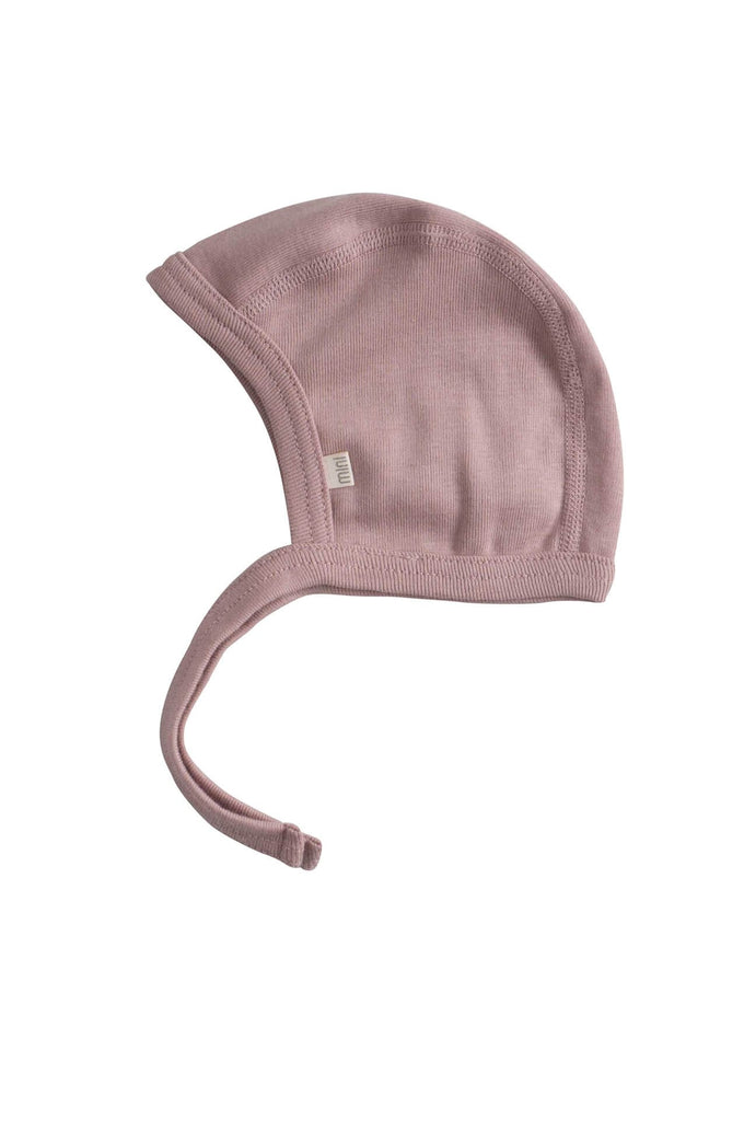 Bonnet Organic Cotton dusty rose