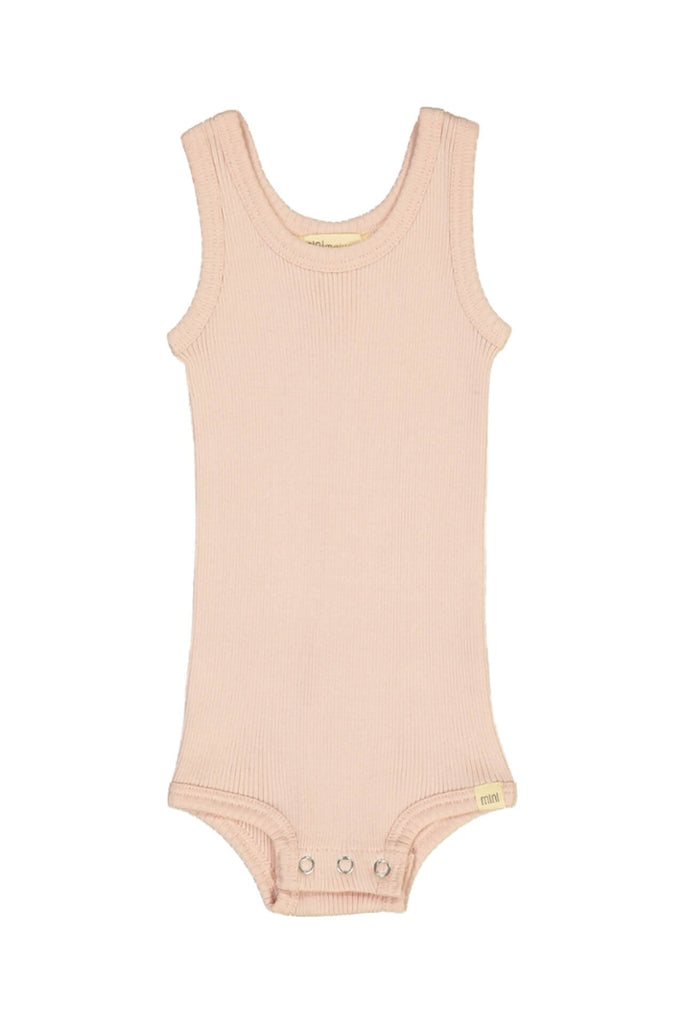 Silk-Seamless Body Bornholm Sweet Rose