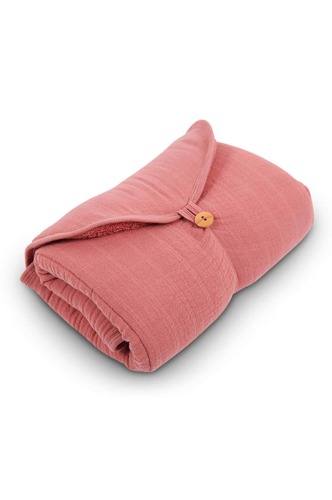 Go - the changing mat old pink Moumout