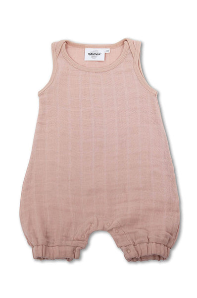 Kiko romper faded pink