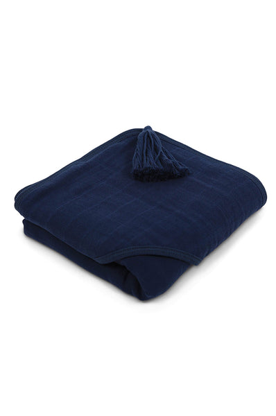 Bath Cape Sybel in navy