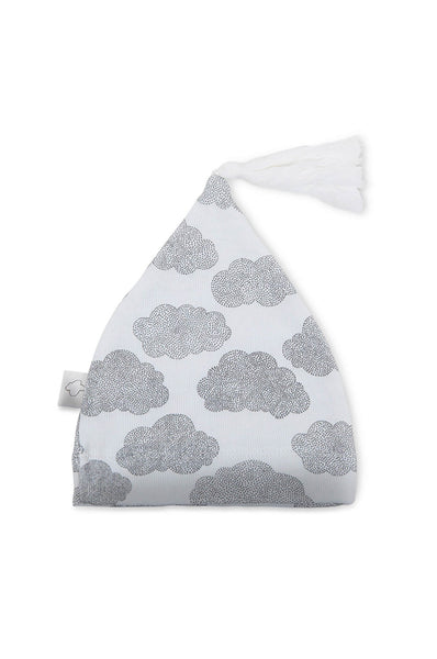 Astor baby hat clouds