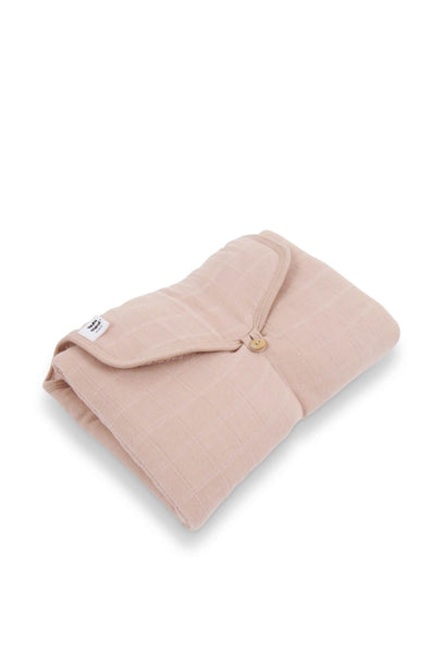 Go - the changing mat powder pink
