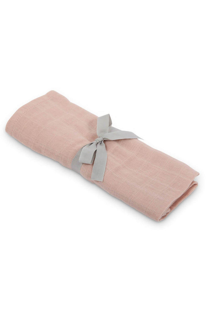 Swaddle in powder pink Moumout