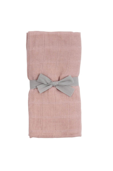 Swaddle in powder pink