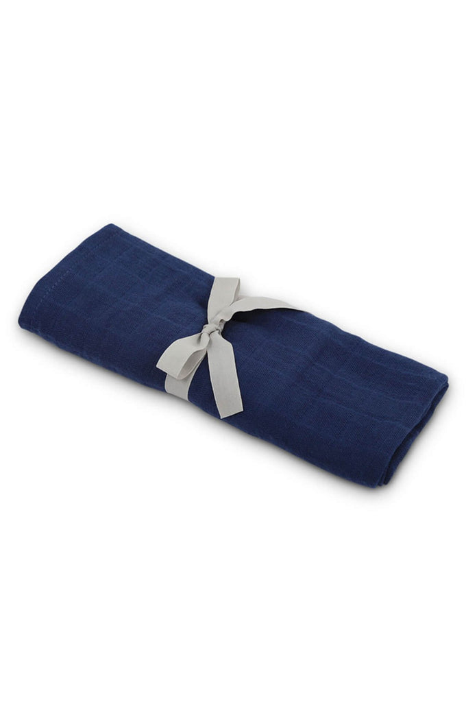 Swaddle in navy
