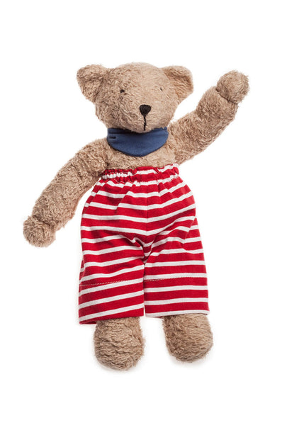 Sailor Teddy Bear Nanchen Natur