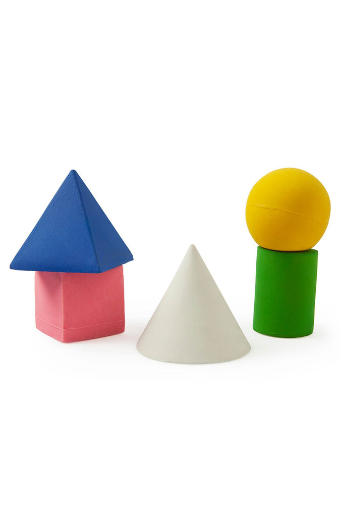 Oli & Carol  Educational Geometric Figures