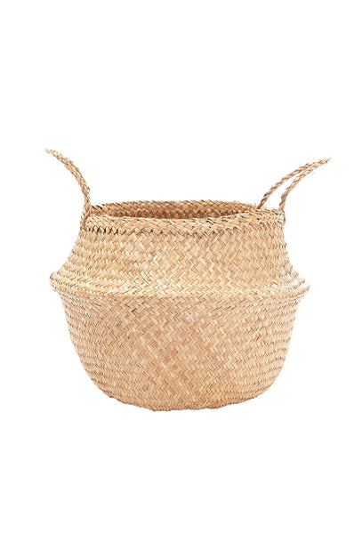 Olli Ella  Natural Belly Basket - Large