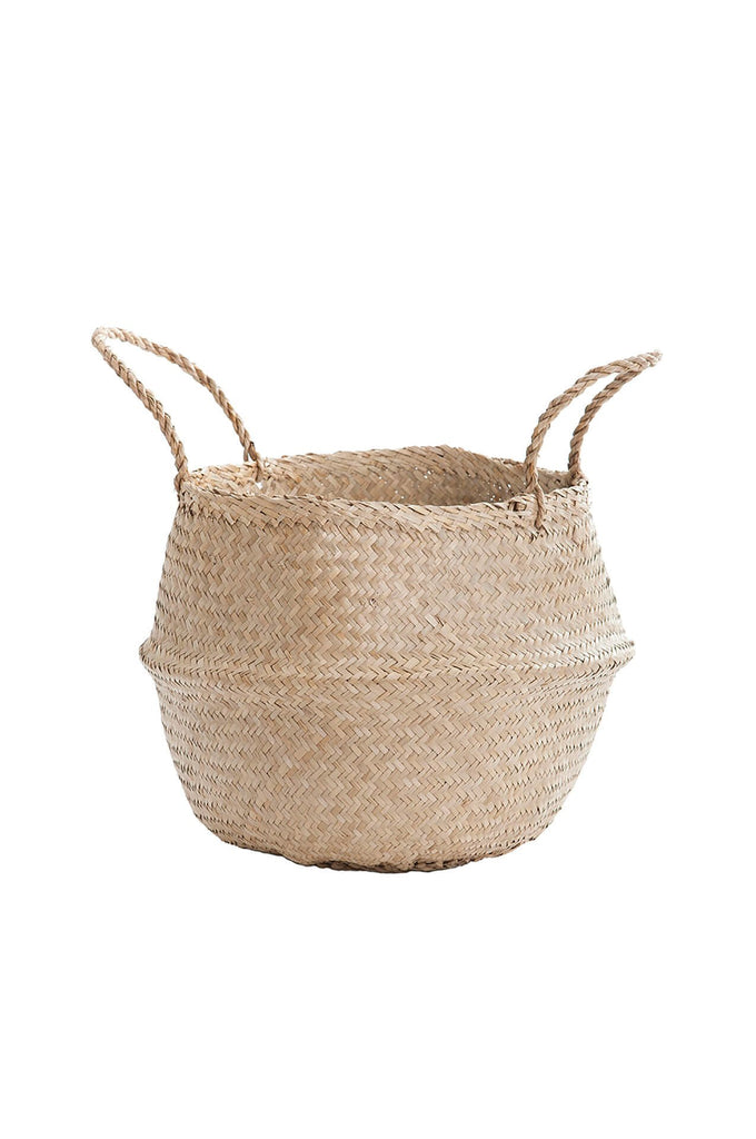 Olli Ella  Natural Belly Basket - Medium