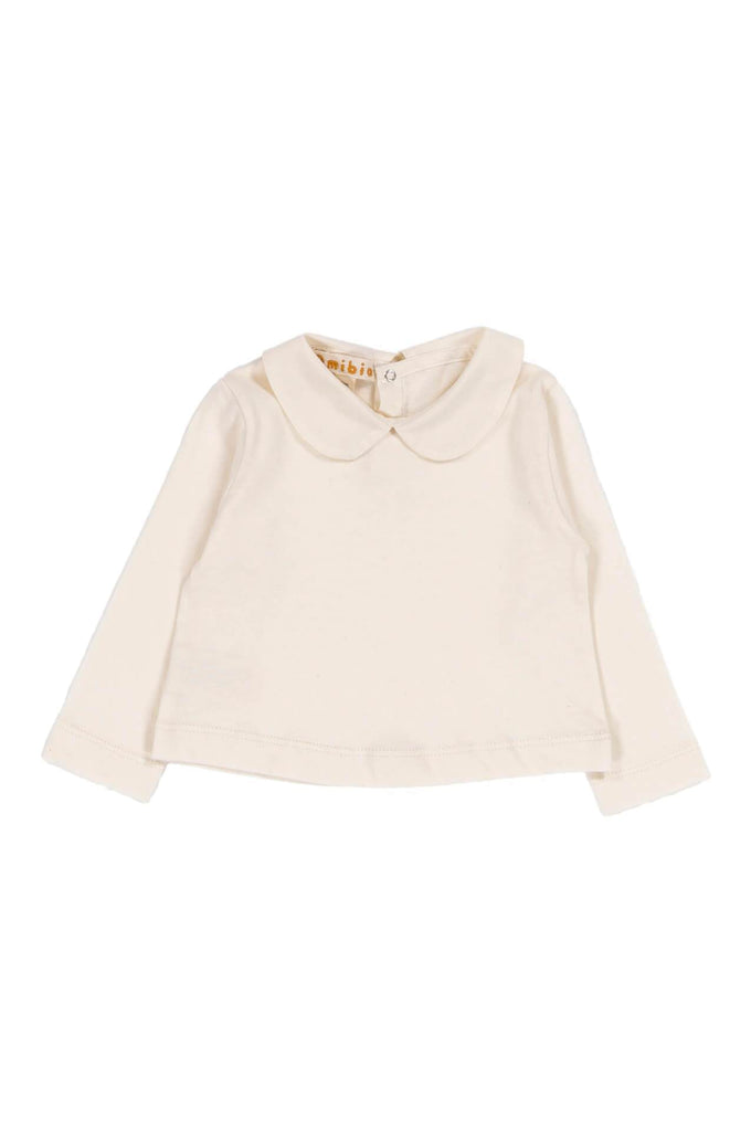 Floret T-shirt natural Omibia