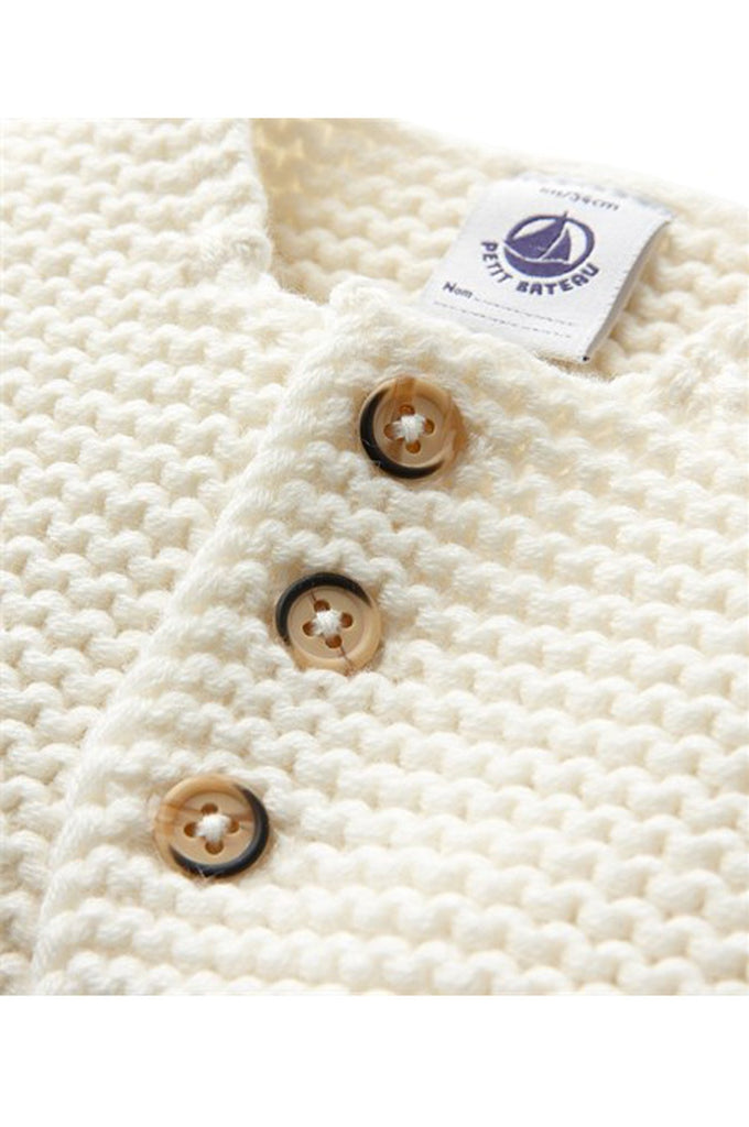 Baby Cardigan off-white