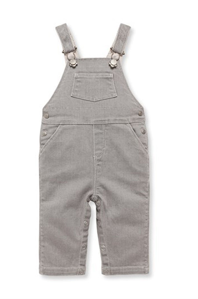 Overall Denim Grey