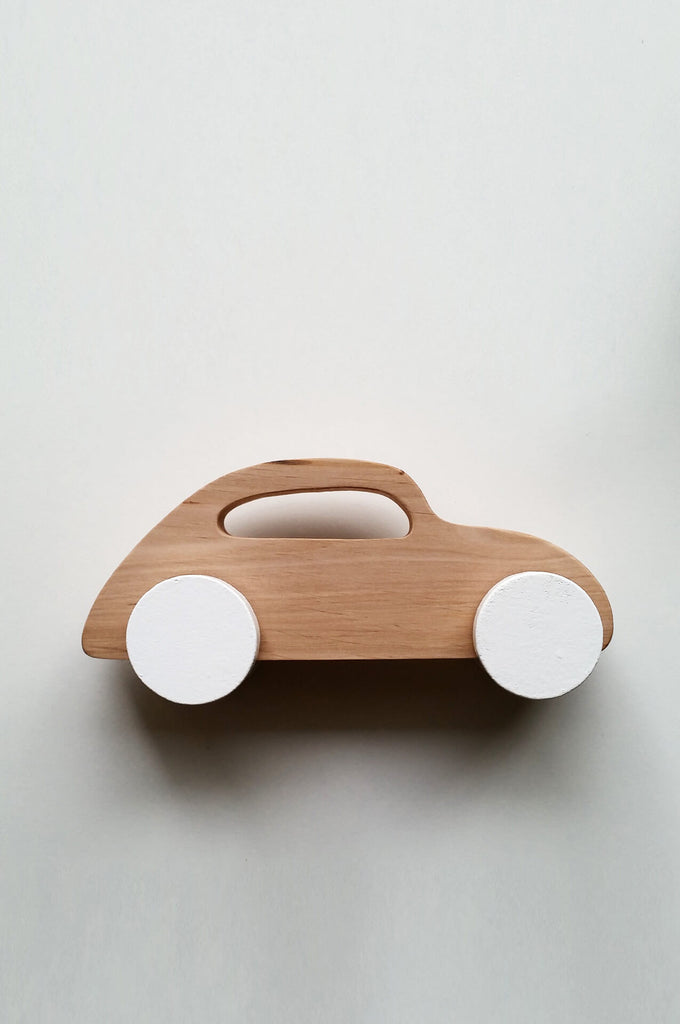 Maxi Beetle wooden car