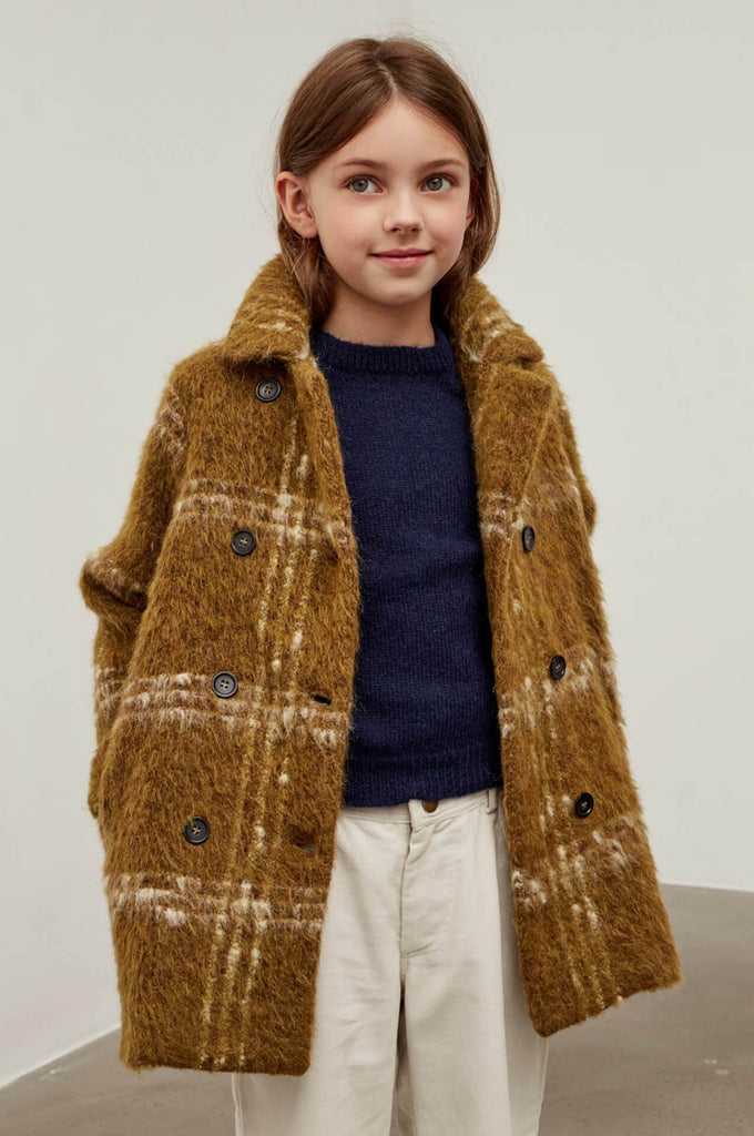 polder girl Captain coat