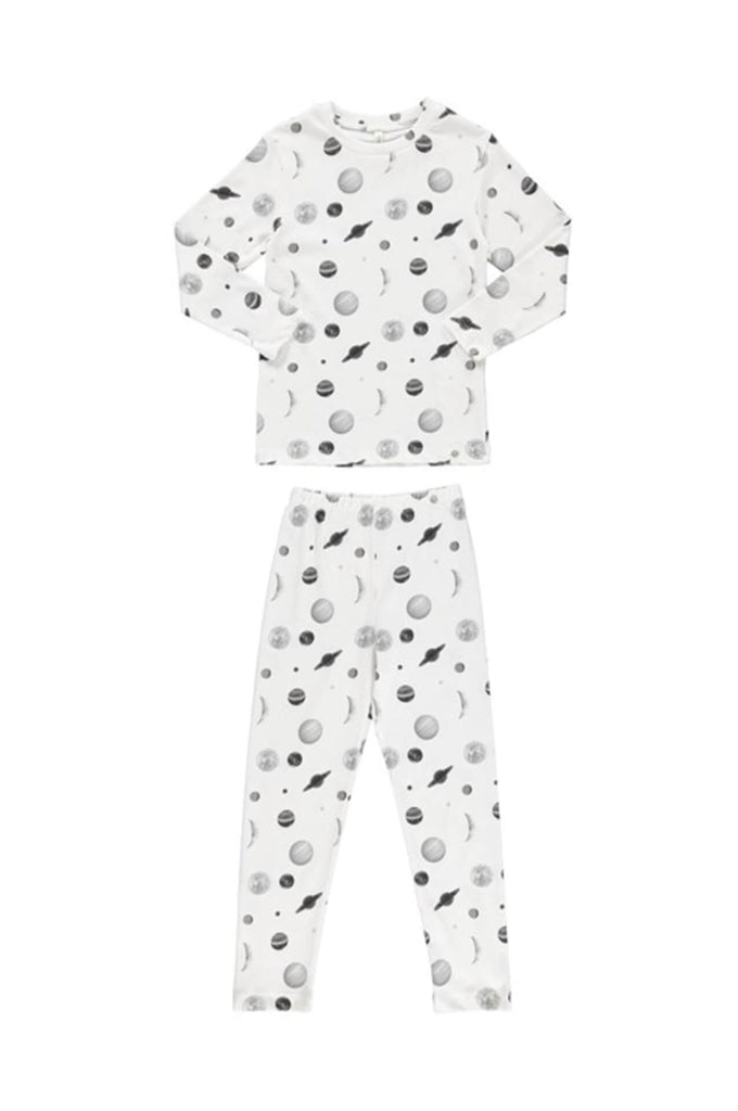 Nightwear Set Moon AOP