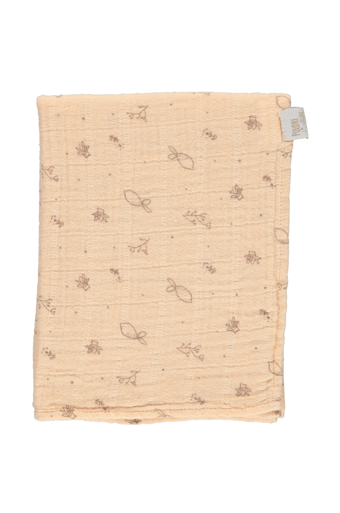 Small Swaddle Appleblossom with print Poudre Organic