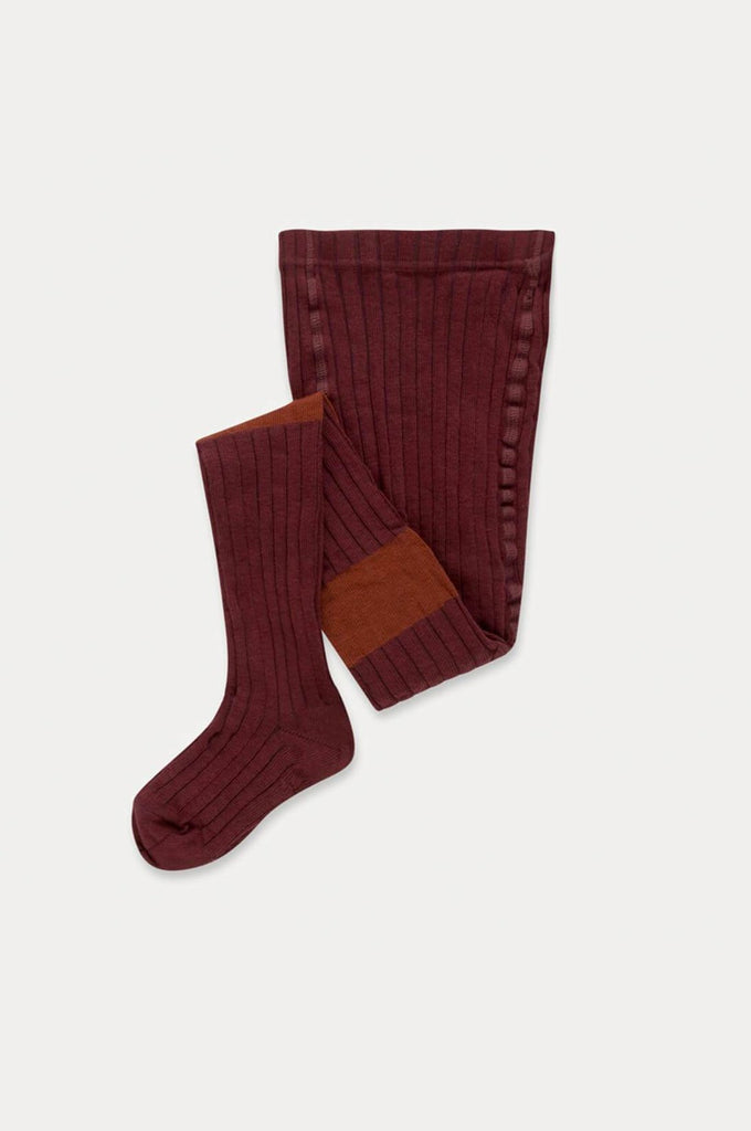 Repose AMS TIGHTS WARM BERRY