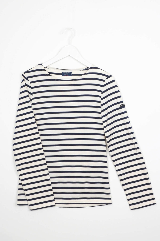 Minquiers Modern Striped T-Shirt Saint James