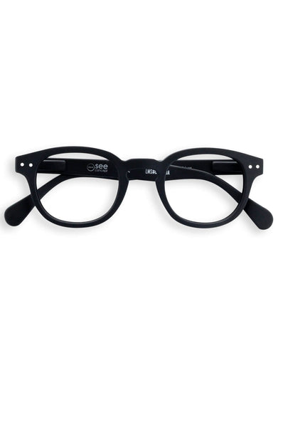 see concept   Screen Glasses #C Black