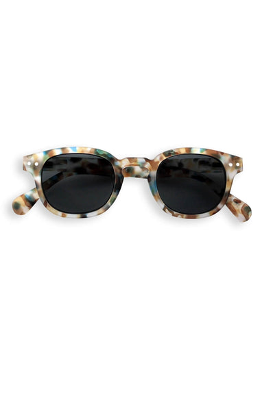 see concept   Junior Sunglasses #C Blue Tortoise