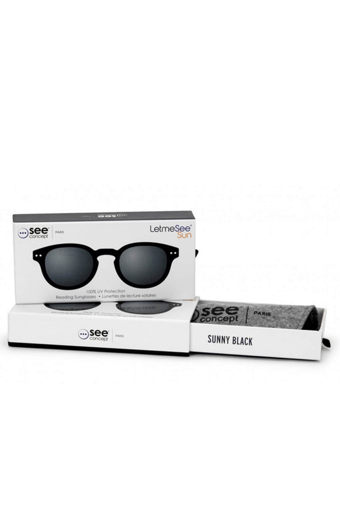 Junior Sunglasses #C Black see concept