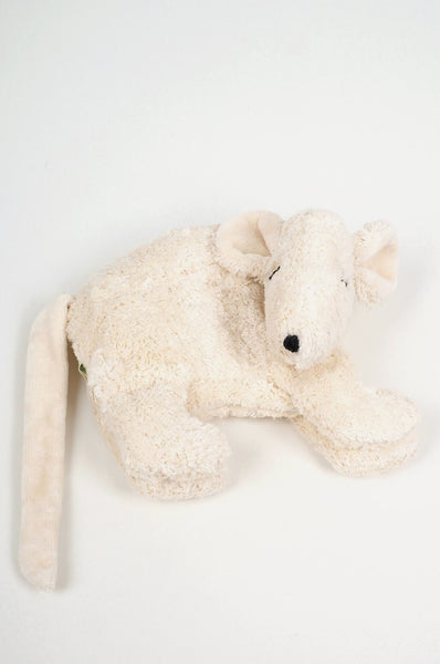 Cuddly Mouse Warming Pillow Senger Animal Dolls